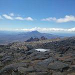 Image of Ngauruhoe view from Ruapehu